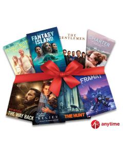 SF Anytime - 2 filmer